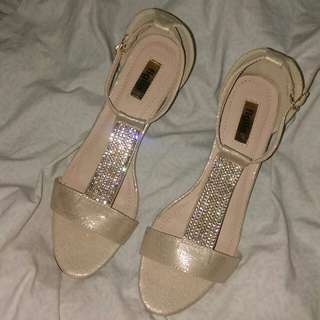 Figlia Nude Heels
