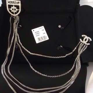 Chanel brooch 扣針 胸針 心口針