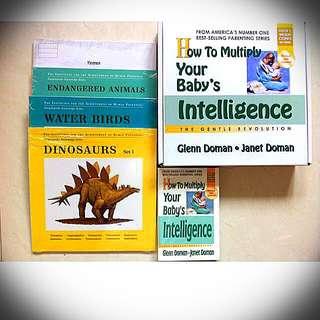 Glenn Doman Janet Doman Educational Material (Worth $240)