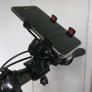 Brand New Handphone Holder for bicycle / scooter / e-bike / ebike / baby stroller/ pram / bike