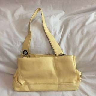 Tommy Hilfiger Yellow Bag