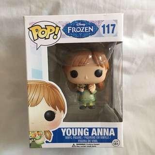Funko Pop Young Anna