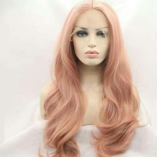 Synthetic lace Front Heat Resistant