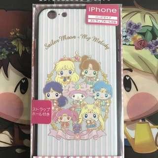 (包郵)Q版美少女戰士 手機殼 手機套 電話殼 電話套SailorMoon x My Melody iPhone Case