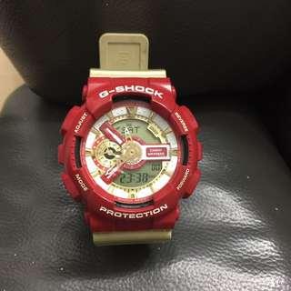 G-shock錶