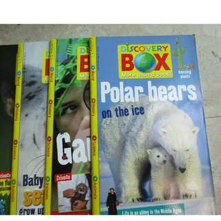 Discovery Box - 7 books