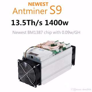 S9 13.5TH AntMiner