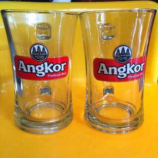 Angkor Beer Mugs