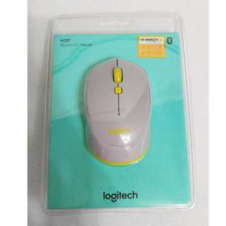 100%new & real Logitech Bluetooth mouse M337藍牙滑鼠