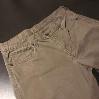 Uniqlo Brown Chinos Size 32