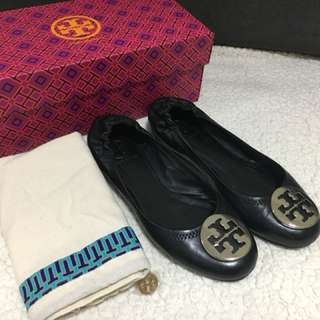 Tory Burch Travel Ballet size 7