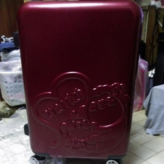 24吋子母猴行李箱