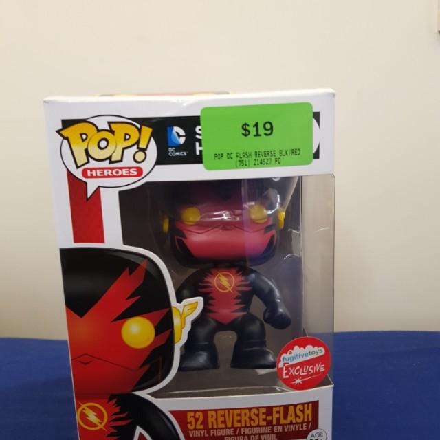 52 reverse flash pop!
