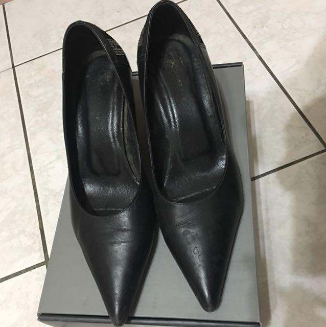 黑色高跟鞋8號半(含運)