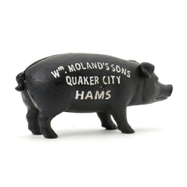裝飾豬存錢筒