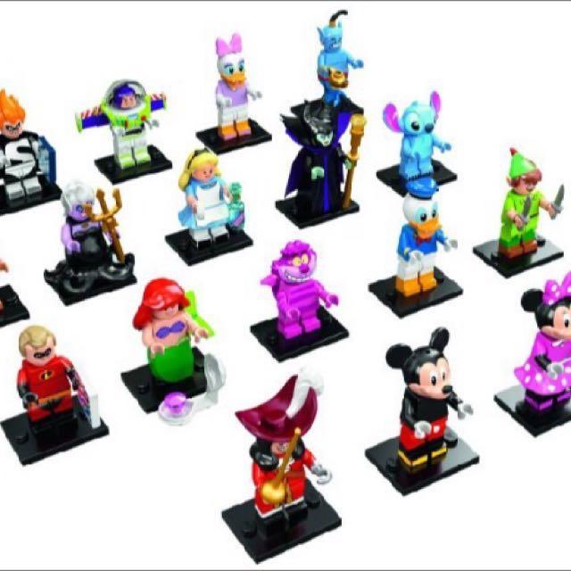 樂高 71012 迪士尼 人偶包