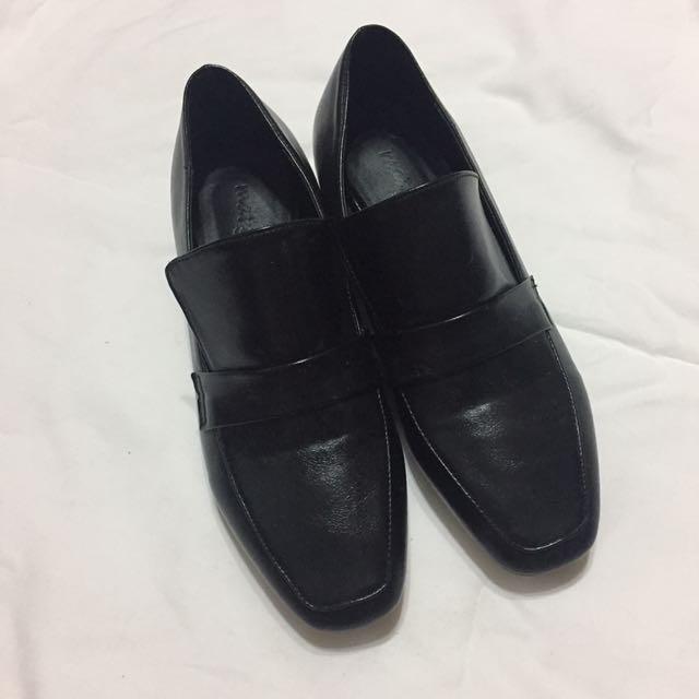 牛津皮鞋 韓國製 降售