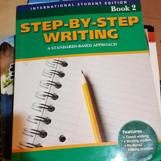 寫作 step by step writing