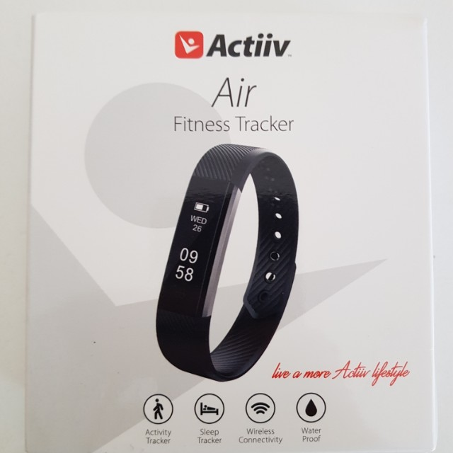 Actiiv Air Fitness Tracker