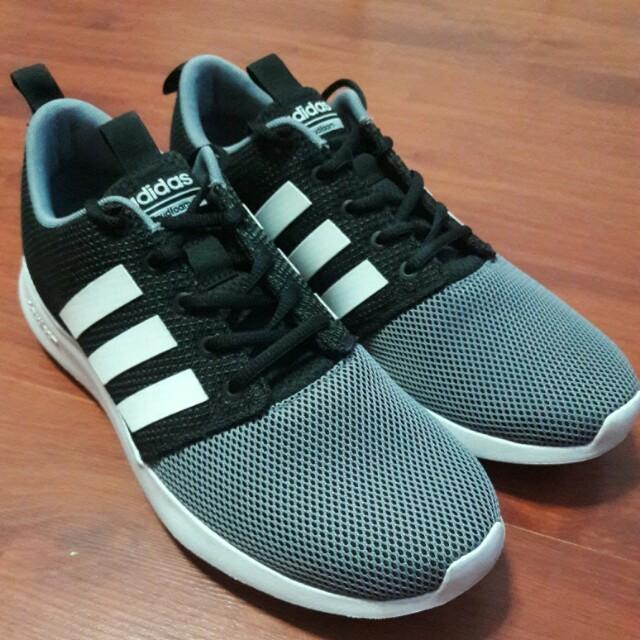buy popular 42f63 ef16c Adidas Cloudfoam Swift Racer Mens Shoes, Mens Fashion, Footw