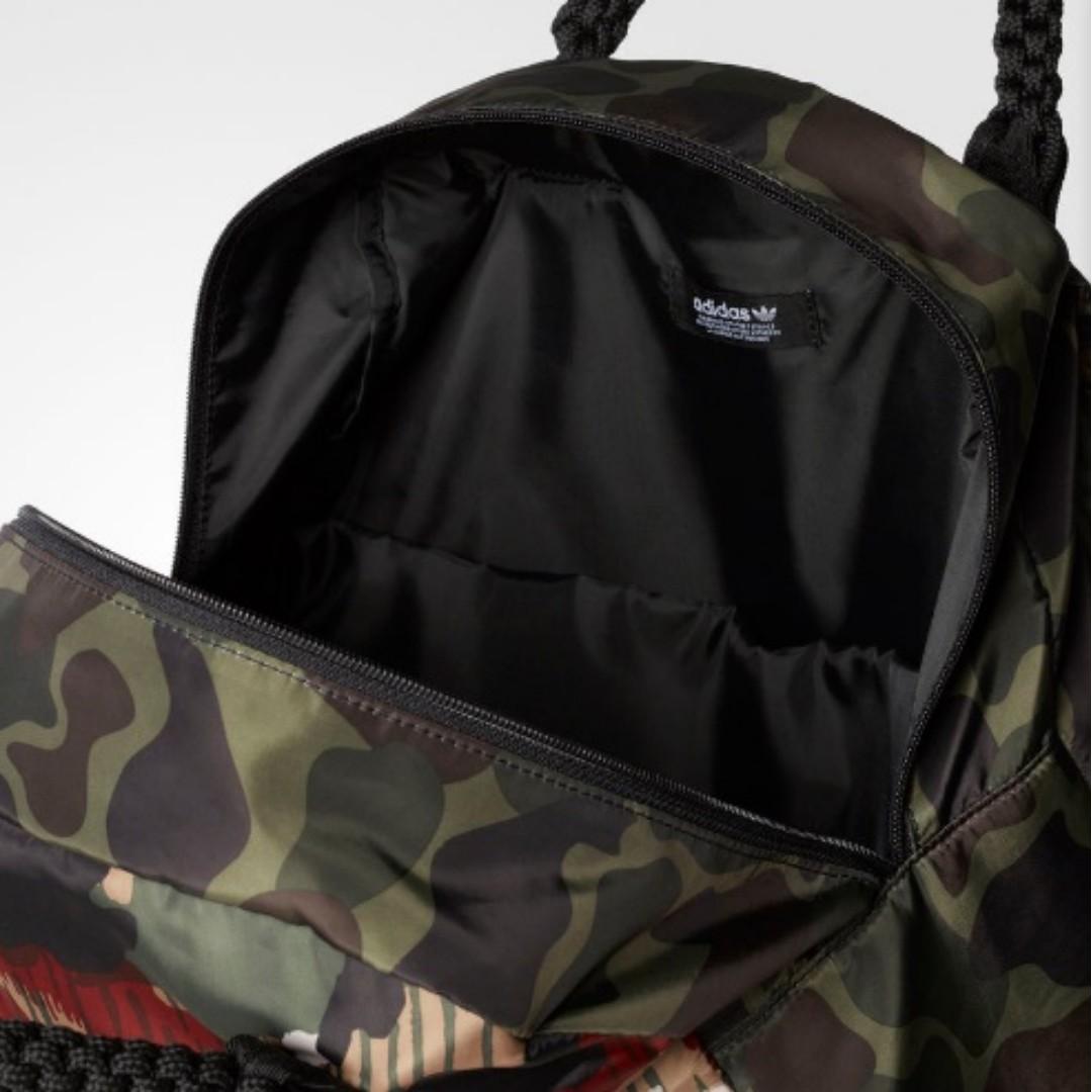 d5f1f64c6c13 Adidas Pharrell Williams Hu Hiking Backpack
