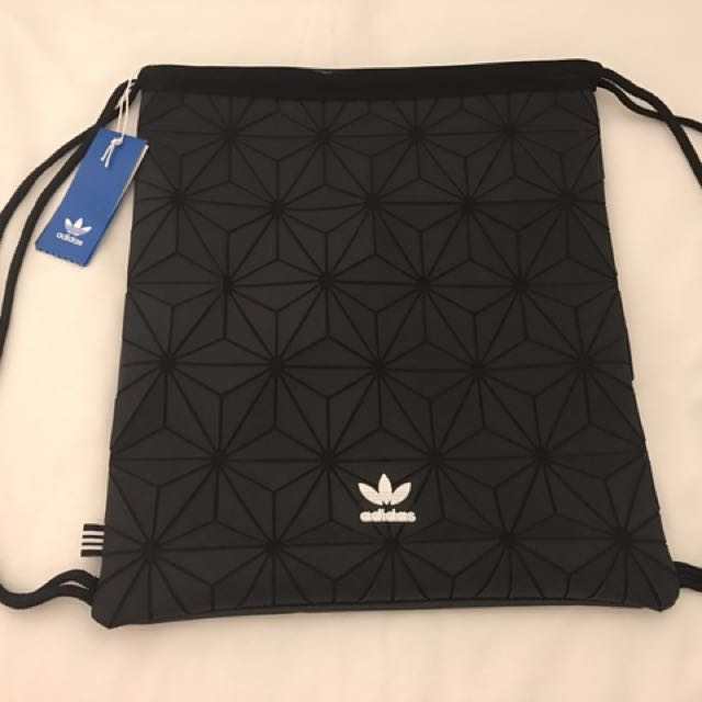 Authenic Adidas Issey Miyaki Draw String Bag Luxury Bags Wallets On Carou