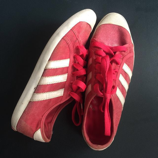 Authentic Adidas Sleek Series Sneakers