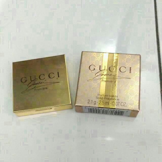 Authentic Gucci Premiere Solid Perfume