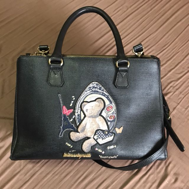AUTHENTIC Lulucastagnette bag