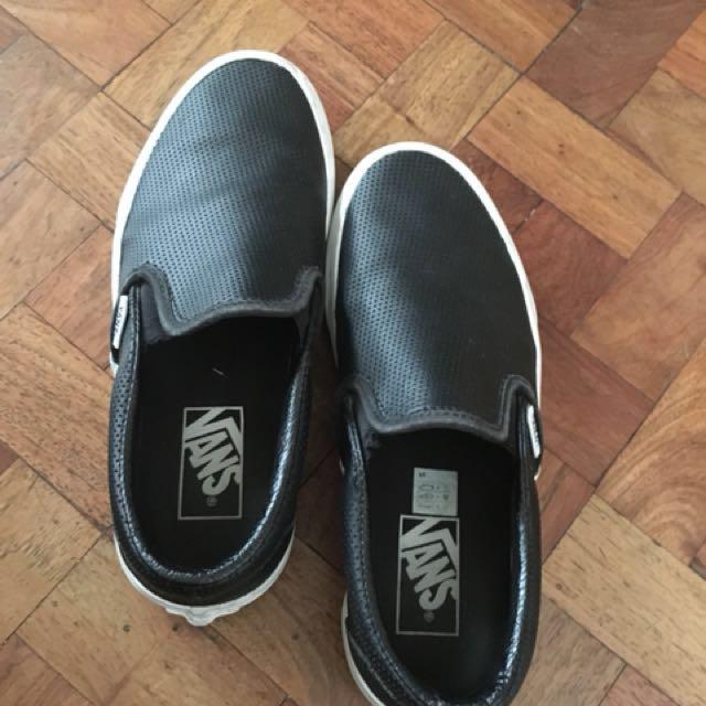 Authentic Vans Slip-On Sneakers