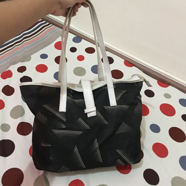 Avon black bag