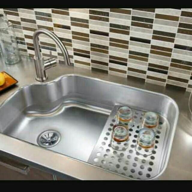 Baiki Sinki Sumbat Bocor Home Furniture Décor On Carou
