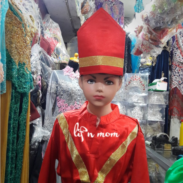 Baju Adat Untuk Anak Anak
