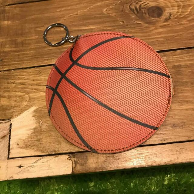 Basketball Coin Pouch Wallet