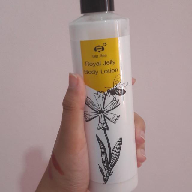 BIGBEE hand & body lotion