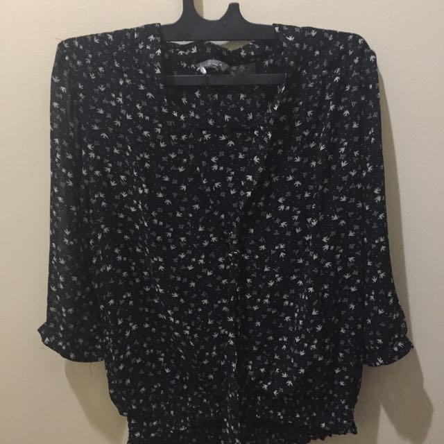 Blouse St yves big size