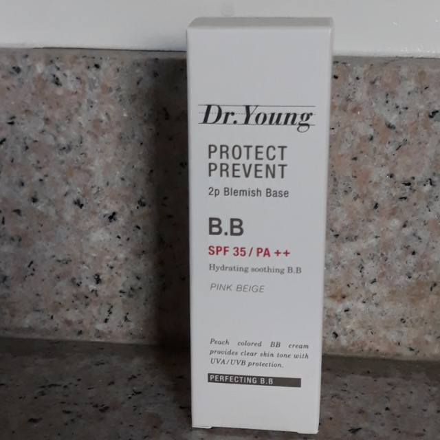 BN Dr. Young Protect Prevent 2P Blemish Base with SPF 35 (30ml)