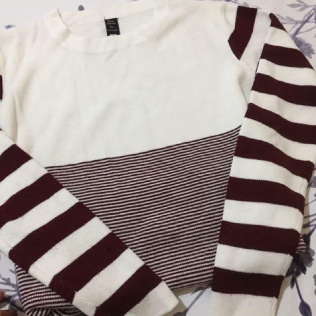 BNY pullover