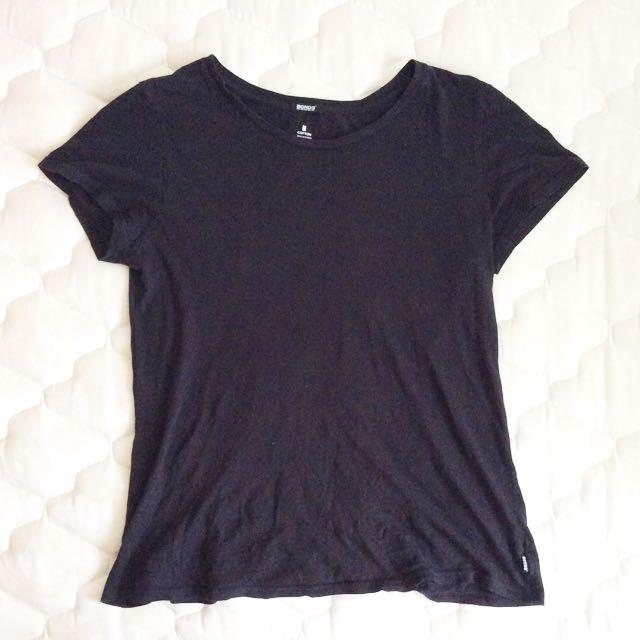 BONDS Basic Black Tshirt