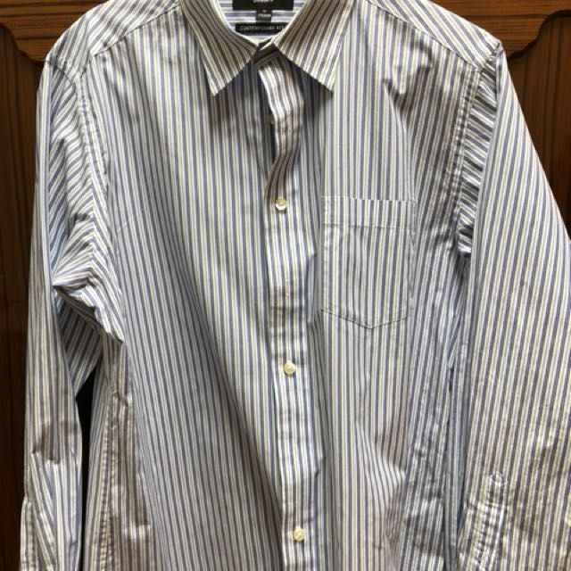 Bossini直紋襯衫