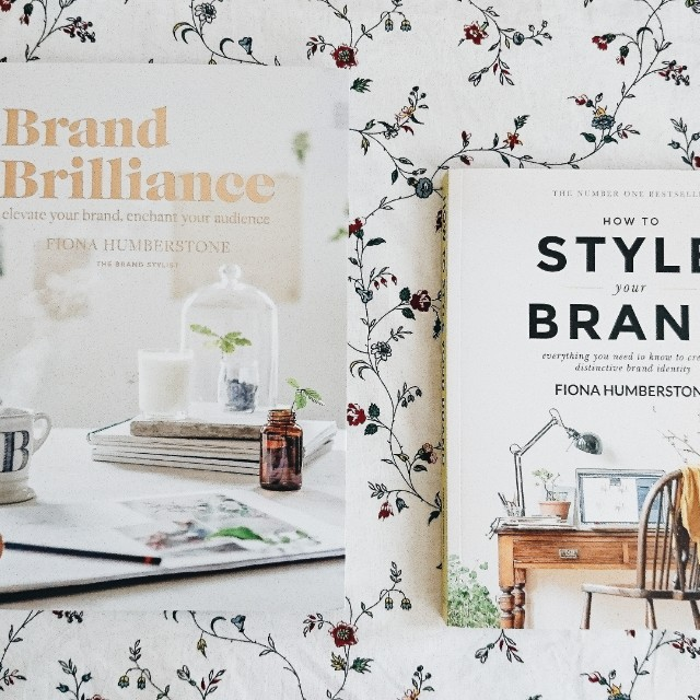 Brand Brilliance, Style Your Brand Books Fiona Humberstone