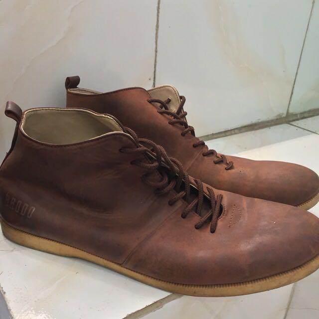 Brodo Signore Vintage Brown
