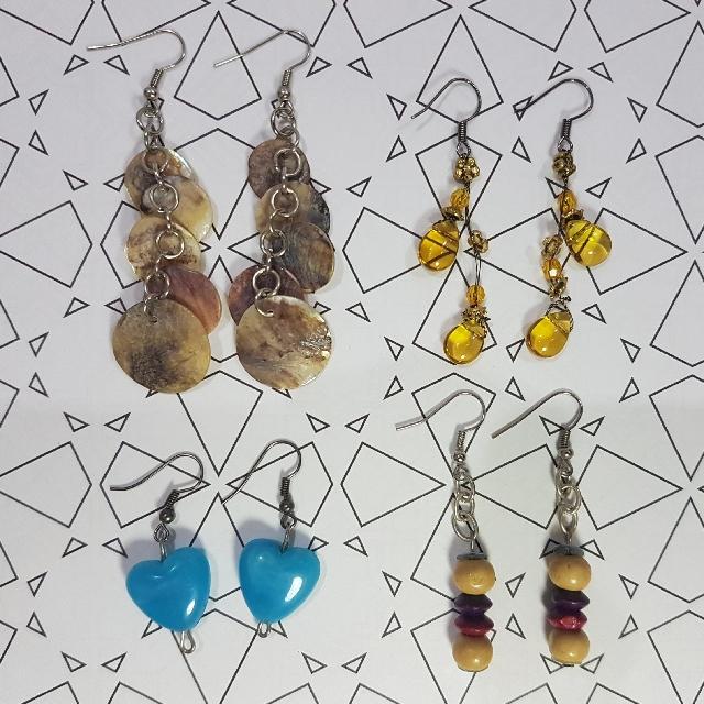 Bunch of Earrings Set A