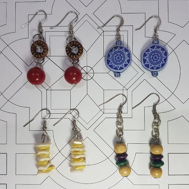 Bunch of Earrings Set B