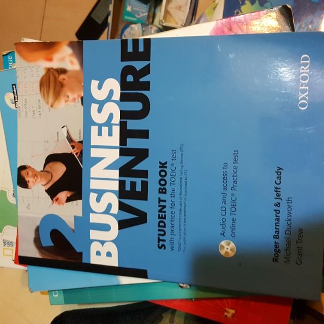 business venture