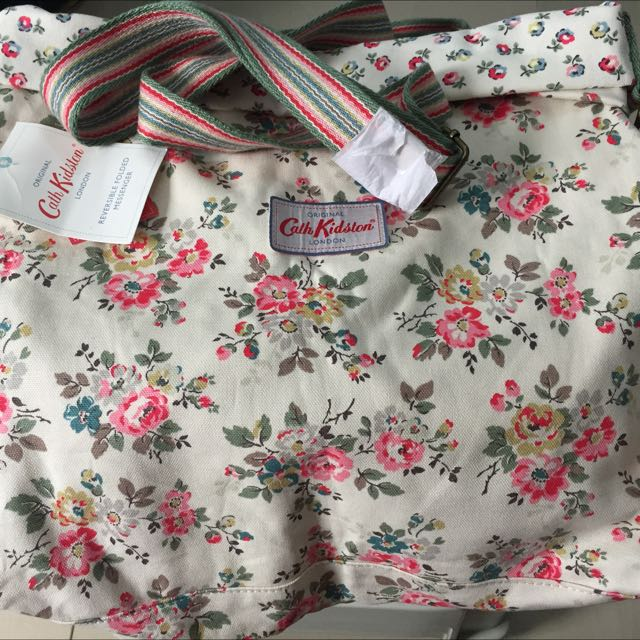 Cath Kidson Reversible Bag