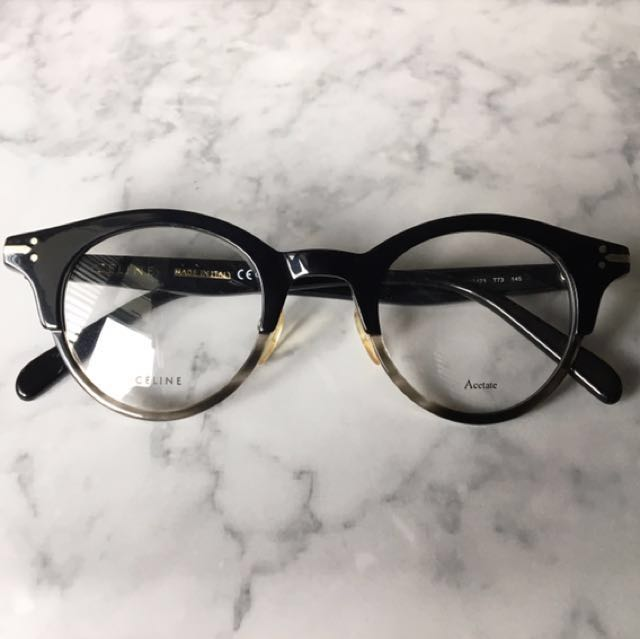 dc24234cdeae Celine reading glasses spectacles women fashion accessories on carousell  jpg 640x639 Celine reading glasses