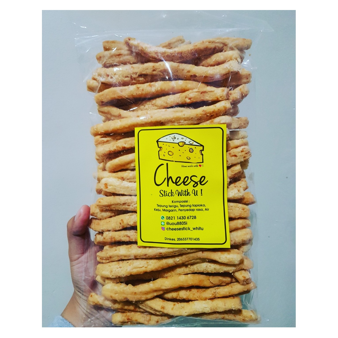 CHEESE STICK WITH U 1/2 KG