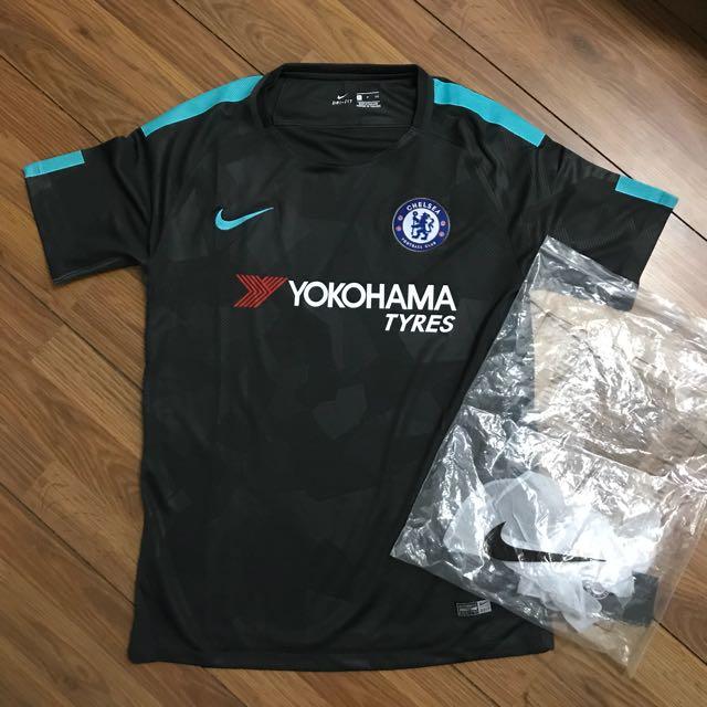 pretty nice 6ddc1 d039b Chelsea Jersey Third kit 2017/2018