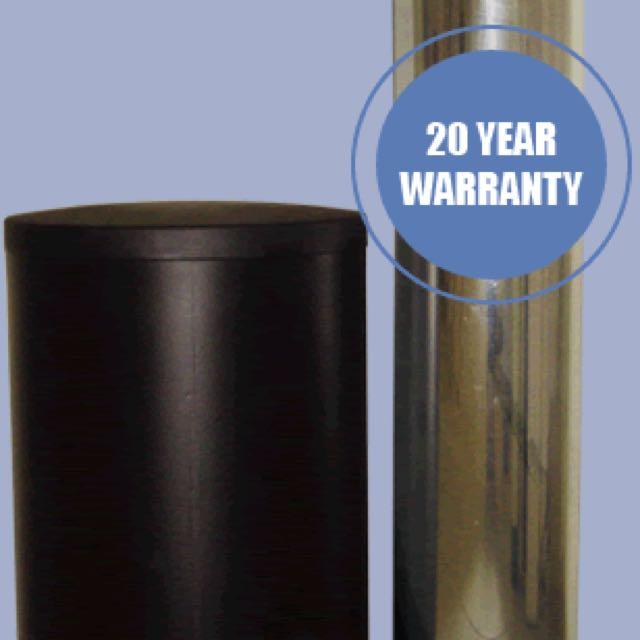 Chlorasoft water softener (installed)
